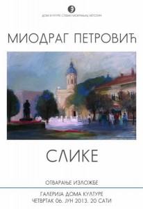PLAKAT-MiodragPetrovic
