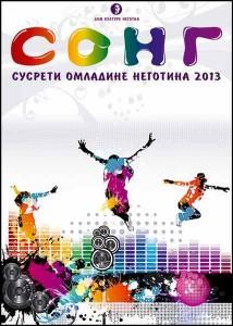 song_2013 plakat