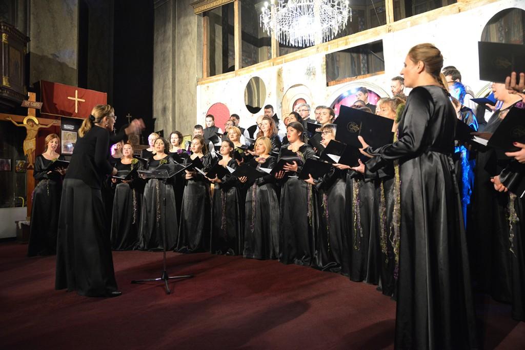 54.Фестивал, Хор Преподобни Рафаило Банатски, Зрењанин